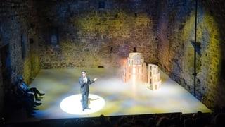 Teater en il liber sin il Pass dal Güglia
