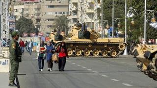 Ägyptens Zerreissprobe: Angst vor Bürgerkrieg