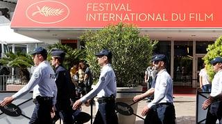 In Cannes sind die Sicherheitsvorkehrungen so hoch wie noch nie