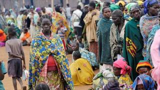 Fast 70 Millionen Menschen auf der Flucht