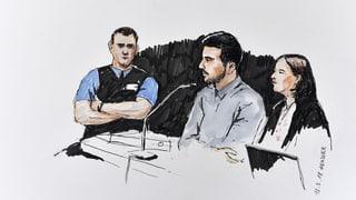 Angeklagter bestreitet, weitere Taten geplant zu haben