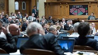 Zweitwohnungsgesetz nach langwieriger Debatte angenommen