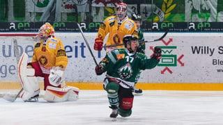Eishockey: EHC Olten wird daheim von Langnau geschlagen