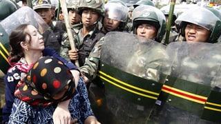 Chinesen bleiben in Uiguren-Frage hart