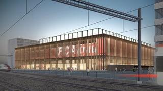Das Aarauer Volk dürfte über Stadion-Zubringer entscheiden