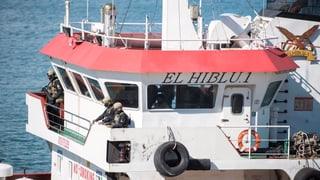 Wurde das Schiff wirklich von Migranten gekapert?