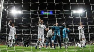 Real Madrid danovamain en il final