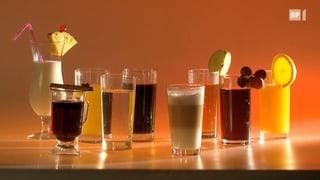Getränke, die vergessene Kalorienquelle