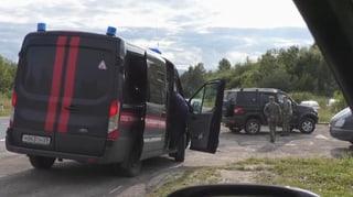 Sieben Tote nach Explosion auf russischem Militärgelände