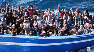 Flüchtlingsstrom ebbt auch im Winter nicht ab