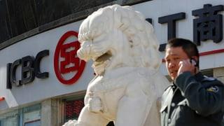 Chinesen an der Spitze der mächtigsten Unternehmen