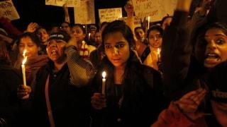 Neues Gesetz: Vergewaltigern in Indien droht die Todesstrafe