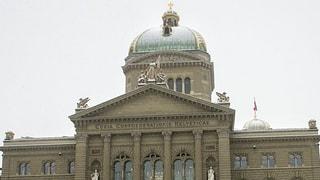 Offizielle Schweiz bedauert Nein aus Berlin