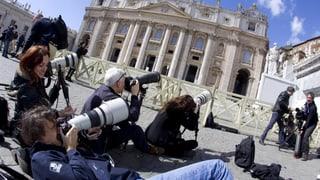 Ab Dienstag raucht's im Vatikan