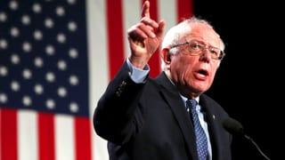 Bernie Sanders: der neue Roosevelt oder eher Don Quijote?