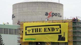 Umweltkommission tritt beim Atomausstieg auf die Bremse