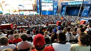 Doch ein Public Viewing am Europa-League-Final in Basel