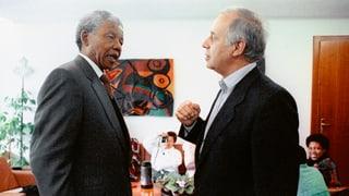 Aktenzeichen «Schweiz/Südafrika» ungelöst