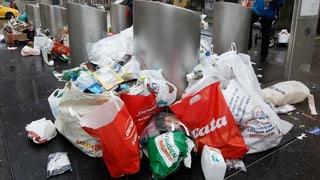 Der Kampf ums Kunststoff-Recycling