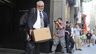 Als die Lehman-Pleite die Finanzwelt in den Abgrund trieb