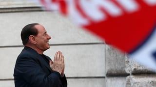 Letzter Strohhalm: Amnestie soll Berlusconi vor Arrest bewahren