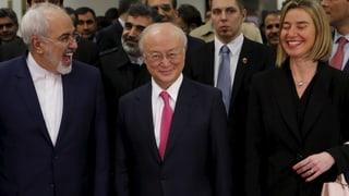 Iran: Aufatmen in Diplomatie und Wirtschaft