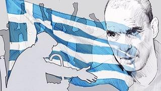 Varoufakis' Glanz in Griechenland bröckelt