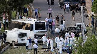 Wieder tödlicher Anschlag in Diyrbakir