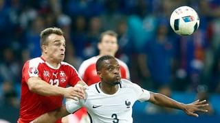 Euro 2016: La Svizra fa il pass en l'otgavelfinal (Artitgel cuntegn audio)