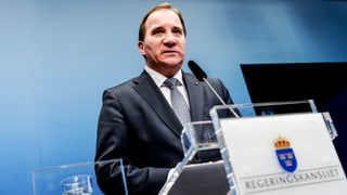 Schwedens Minderheitsregierung ist gescheitert