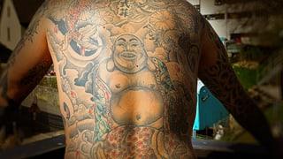 «Eine Frau zog ihr Kind von mir weg. Wegen den Tattoos.»