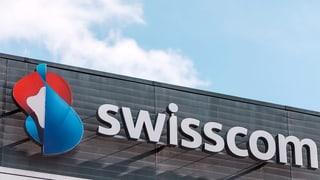 Swisscom verlangte von Mitbewerbern zu hohe Preise