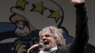 Grillo: Italiener sollen über Euro abstimmen