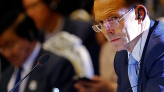 Klimakritiker Abbott steht am G20 im Abseits