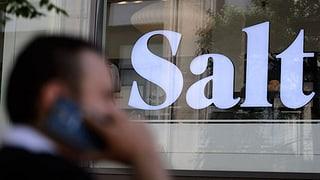 Salt eröffnet aus Versehen eine «Kundenbeziehung»  (Artikel enthält Audio)