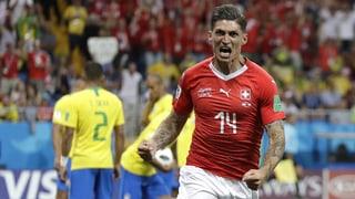 Einstand nach Mass: Schweiz punktet gegen Brasilien