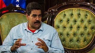 USA verweigern Maduro Überflugrechte für China-Reise