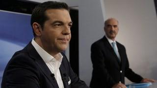 Griechenland: Wer gewinnt Oberhand bei der Parlamentswahl?