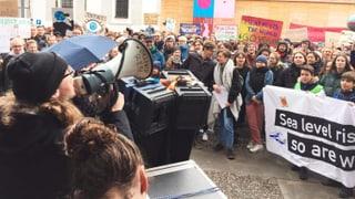 1500 Jugendliche zogen durch die Luzerner Innenstadt