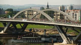 Dresden: Neue Brücke, die trennt statt verbindet