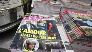 Hollande will gegen Bericht über angebliche Affäre vorgehen