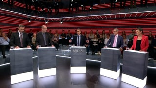 «Arena»: Welche Zukunft hat der Schweizer Bauernstand?
