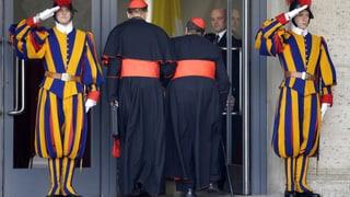 Vatikan bereitet sich auf die Papstwahl vor