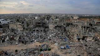 Wiederaufbau – eine Chance für Frieden in Nahost?