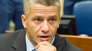 Bosnischer Ex-Kommandant in Genf festgenommen