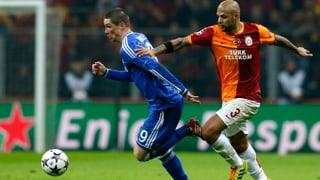 Gerechtes Unentschieden bei Galatasaray - Chelsea