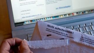 Post setzt E-Voting-System befristet aus
