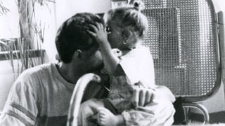 «Auch ein Vater kann anwesend sein»