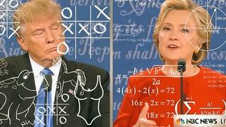 Die Twitter-Momente der #debatenight