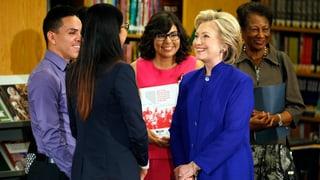 Ist Demokratin Clinton demokratisch genug?